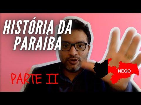 História da Paraíba PMPB 02/03