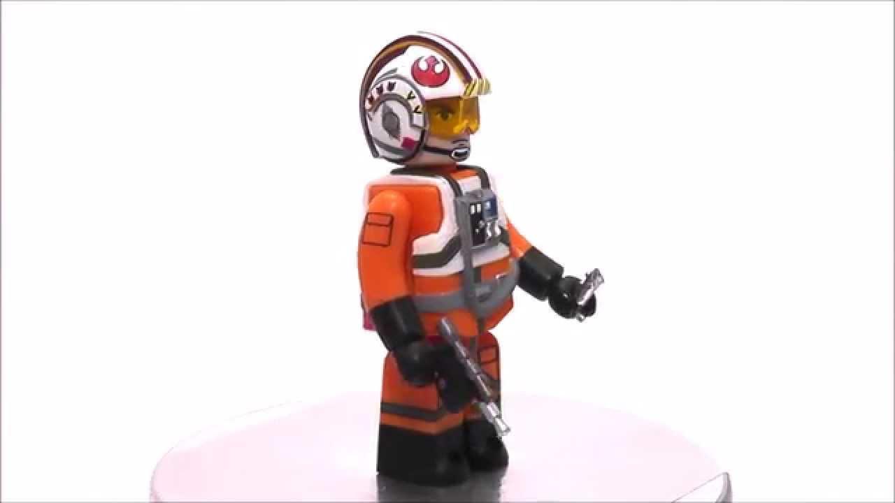 【スター・ウォーズコレクション】 ルーク・スカイウォーカー Xウイングパイロットスーツ Luke Skywalker