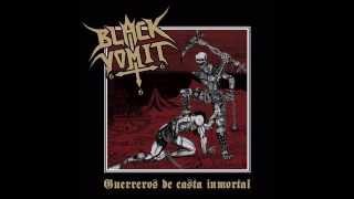 Black Vomit 666 - Letanías a Satán