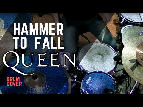Queen - Hammer to fall (drum cover) HD