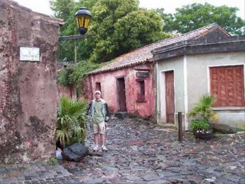 Visitar Colonia en Uruguay - EGA - viajes en autobus.wmv