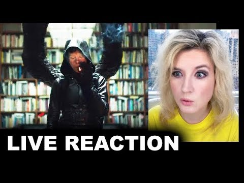 The Girl in the Spiders Web Trailer REACTION