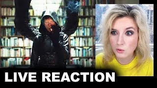 The Girl in the Spider's Web Trailer REACTION