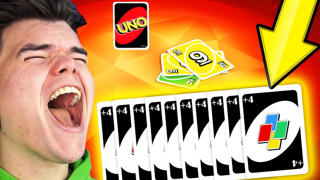Download TROLLING My FRIENDS With +4s In UNO!