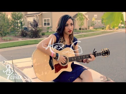 Fix You by Coldplay | Alex G Cover (Live)