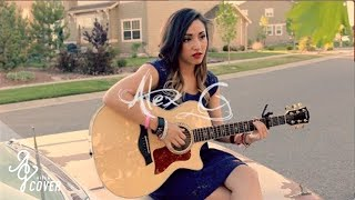 Fix You by Coldplay Alex G Cover (Live)