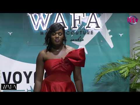 Wafa Haute Couture_NOVOTEL Abidjan Plateau