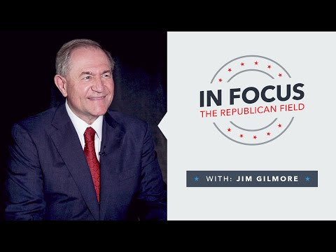 In Focus - Jim Gilmore