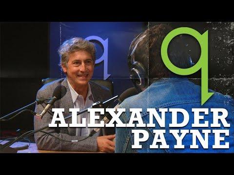 Alexander Payne asks