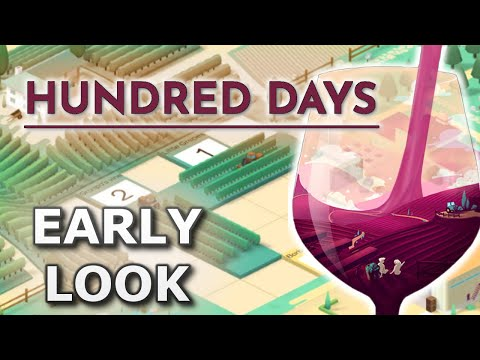 Let's Try: Hundred Days - Craft the Perfect Wine!