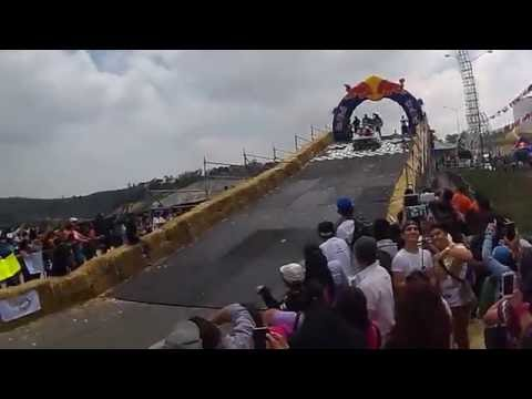 Red Bull SoapBox Race Mexico 2016