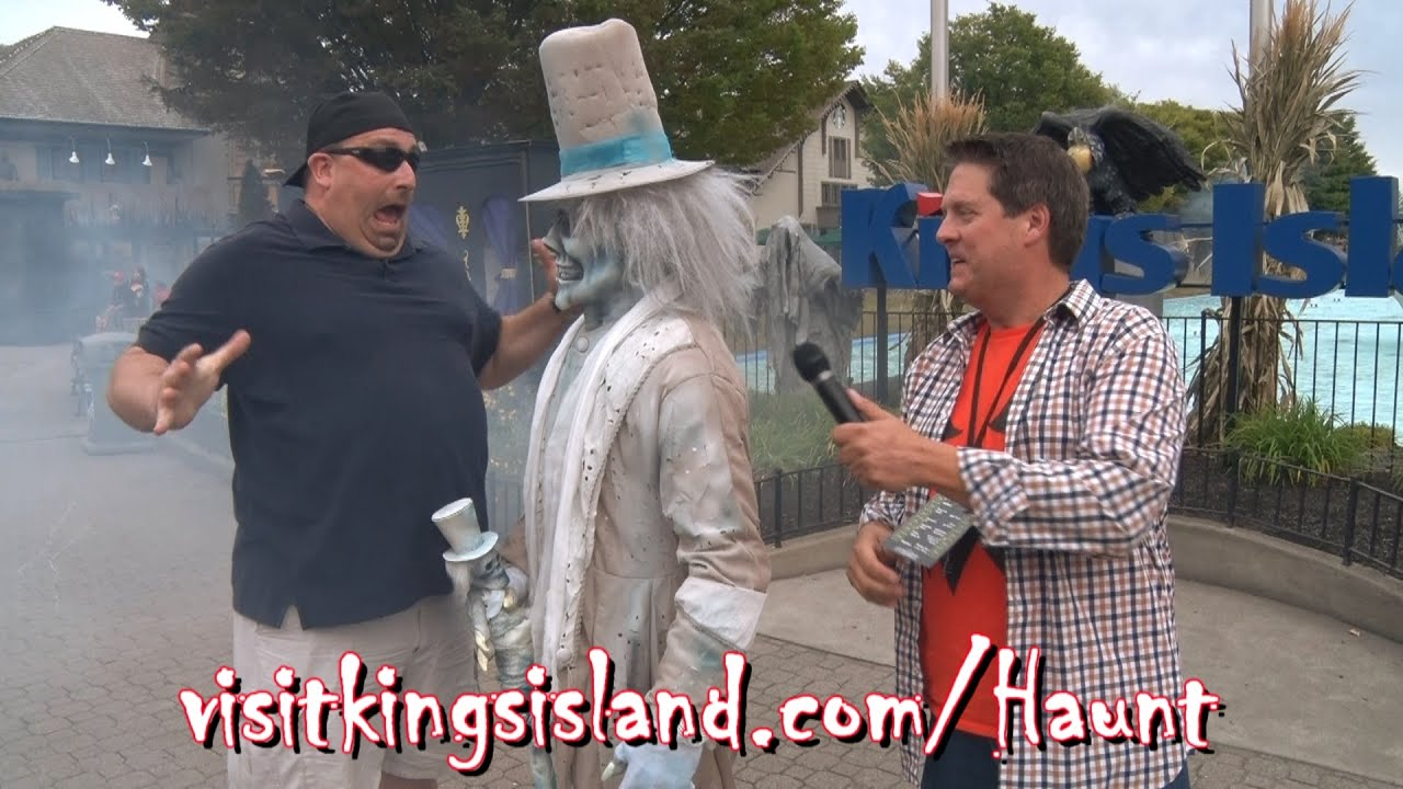 halloween haunt 2015 - youtube