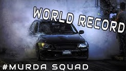 Twitch Streamer Murda Breaks WORLD RECORD! #MurdaSquad