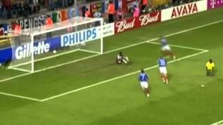 Les Bleus à la coupe du monde 2006 - Equipe de France