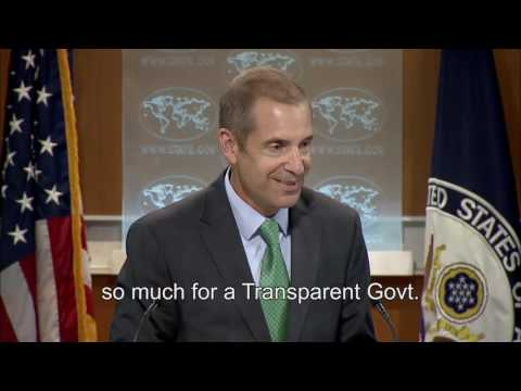 State Department exposed Wiki etc