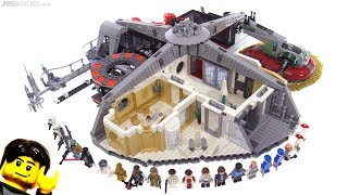 LEGO Star Wars Betrayal at Cloud City review! 75222