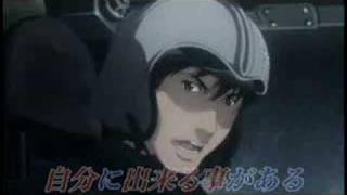 『よみがえる空』の映像を使用した航空自衛隊CMその2.