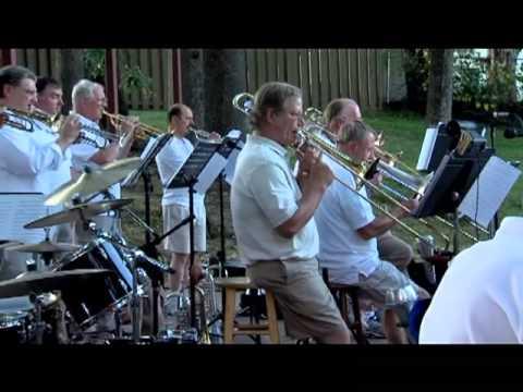 Salem Big Band - When You're Smilin
