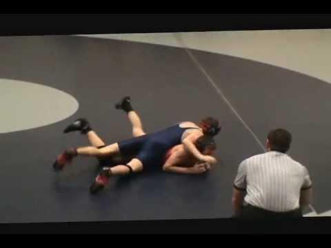 Freeman High School vs. Godwin varsity wrestling.wmv