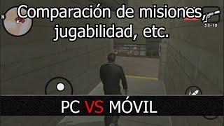 Diferencias NO GRÁFICAS de GTA San Andreas Móvil (Android/IOS) thumbnail