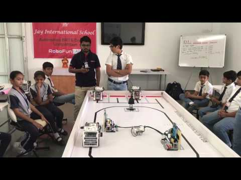 Automated BRTS Jay International School Rajkot | Latest Franchise Opportunities In India