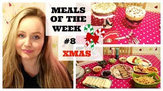 MEALS OF THE WEEK #8/ CHRISTMAS COOK WITH ME/ HEALTHY FAMILY MEAL IDEAS / LARGE FAMILY