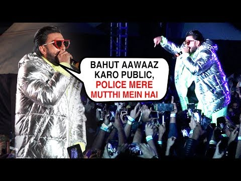 Ranveer Singh DISRESPECTS LAW, INSULTS Police At Gully Boy Music Launch Mp3