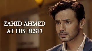 Zahid Ahmed At His Best | Ishq Zahe Naseeb | HUM TV | HUM Spotlight