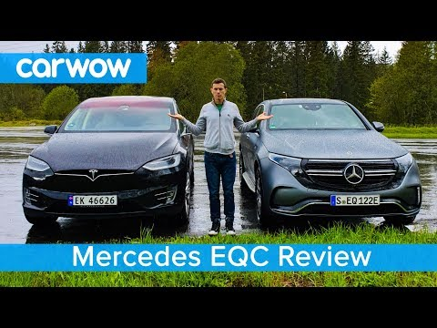 Mercedes EQC 2020 review - see if it's a Tesla Model X beater!