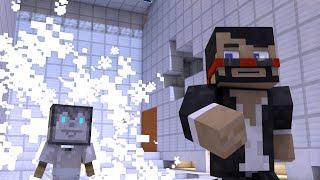GOOD NIGHT, SWEET PRINCE (Minecraft Animation)