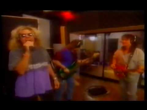 Van Halen - Won't Get Fooled Again ( LIVE inside the 5150 studio )