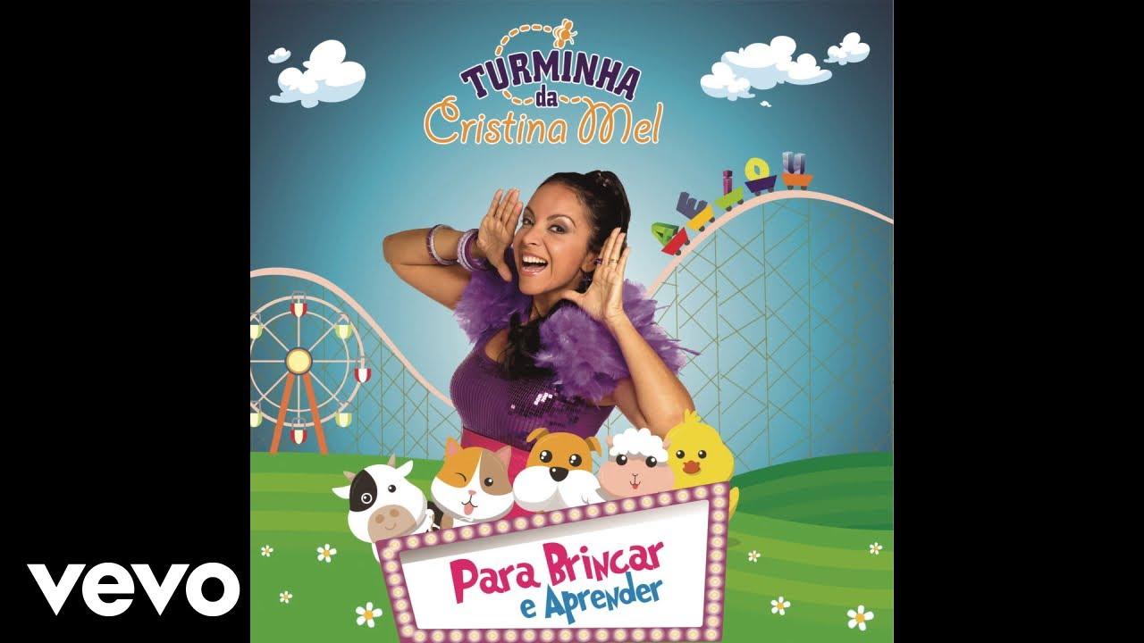 Cristina Mel Natal Alegria Geral Pseudo Video Youtube