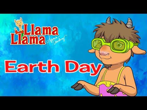 Llama Llama Earth