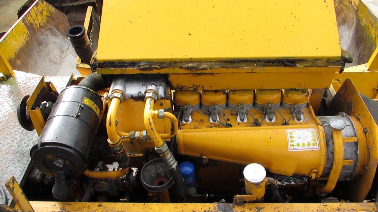 Demag Motor Brake Adjustment