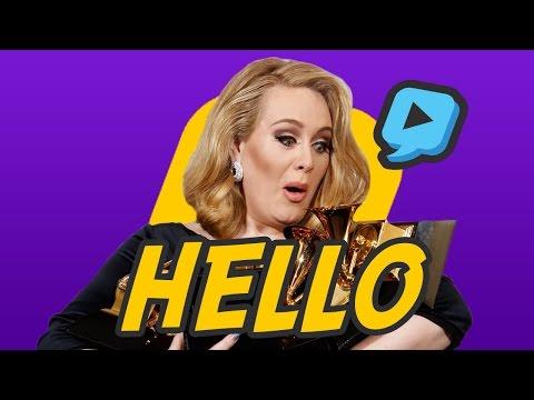 Hello - Adele - Top Top Best Covers #1