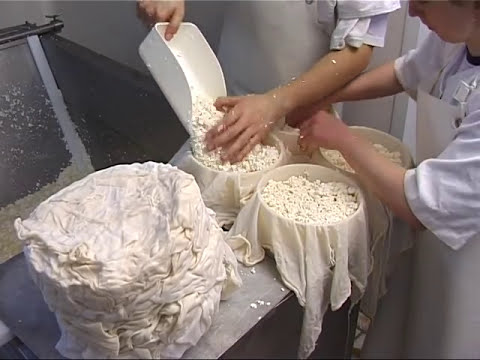 fabrication de fromages picards