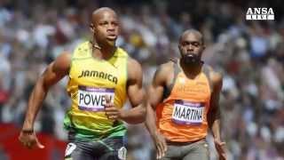 Doping, nessuno sconto per Asafa Powell - ANSA