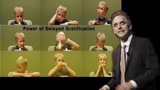 'The successful among us delay gratification.' Jordan Peterson