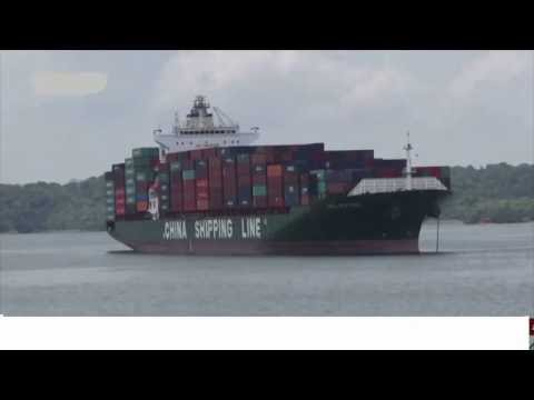 Panama Canal Expansion Progress Update - January 2016из YouTube · Длительность: 4 мин51 с