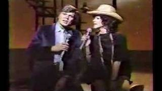 "Donna Fargo and John Davidson ""Just When I Needed You Most"""