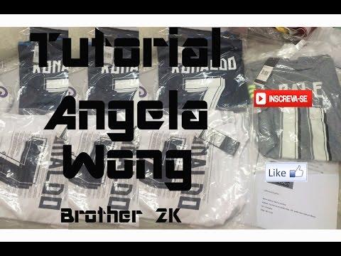1990d90863 Tutorial Como Comprar na Ângela Wong - YouTube