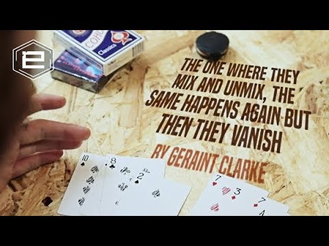 The One Where... NEW Card Trick By Geraint Clarke