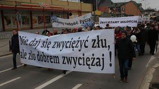 Marsz dla Życia i Rodziny w Ostrołęce