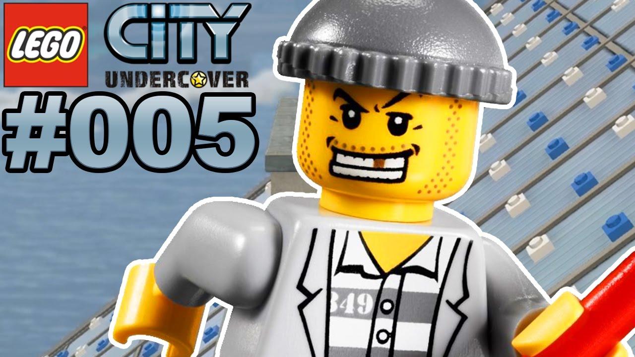 Lego City Undercover 005 Räuberjagd über Den Dächern Lets Play