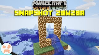 Custom Biome Support, Bartering Changes, + More! | Minecraft 1.16.2 Nether Update Snapshot 20w28a
