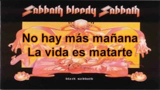 sabbath bloody sabbath , black sabbath ( subtitulado al español )