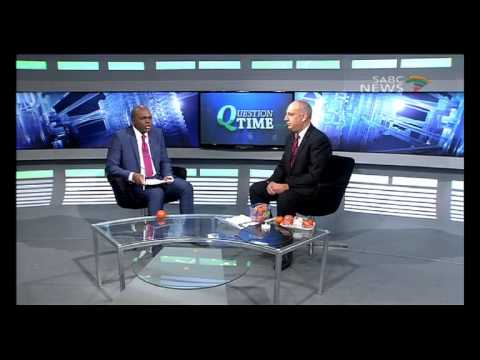 Question Time: SA, Israel relationship, 25 August 2015