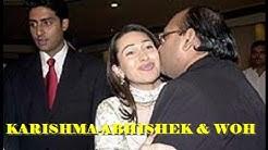 Reveled: Karishma Kapoor was two Timining with Subroto Roy  & Abhishek Bachchan