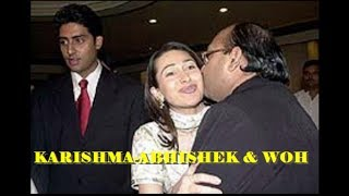 Reveled: Karishma Kapoor was two Timining with ...
