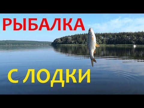 Рыбалка с лодки Печенеги / Старый Салтов / 2019